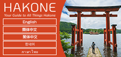 HAKONE  | Your Guide to All Things Hakone