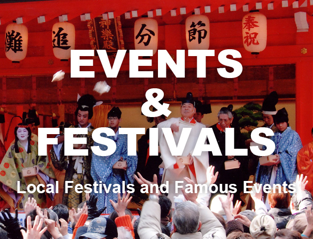 EVENTS & FESTIVALS